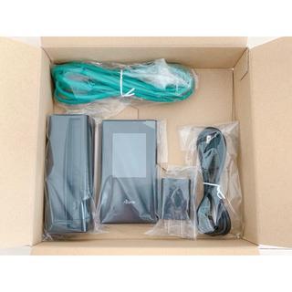 NEC - 【中古】SIMフリーモバイルルーター Aterm MR05LN クレードルセット