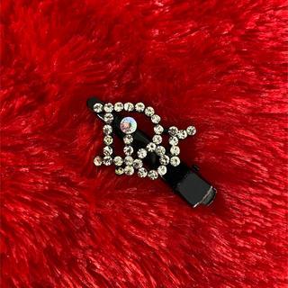 クリスチャンディオール(Christian Dior)のDior ノベルティ ヘアピン ヘアクリップ コンコルド 髪飾り(ヘアピン)
