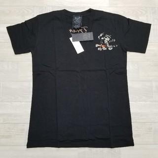エドハーディー(Ed Hardy)の185 新品 Ed Hardyエドハーディー メンズ Tシャツ エド・ハーディー(Tシャツ/カットソー(半袖/袖なし))