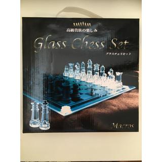 グラスチェスセット(オセロ/チェス)