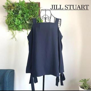JILLSTUART - 【美品】 ジルスチュアート フローラブラウス S