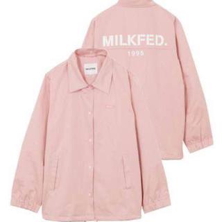 MILKFED. - MILKFED コーチジャケット