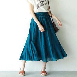 coen - coen★コーエン★ソリッドマキシスカート