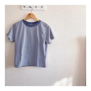 one after another NICE CLAUP - 〖 美品 〗ボーダーTシャツ