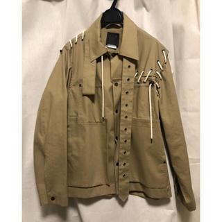 コムデギャルソン(COMME des GARCONS)の専用。 Craig green lace jacket S(ブルゾン)