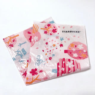 Starbucks Coffee - 【STARBUCKS COFFEE】さくらクロス(非売品)