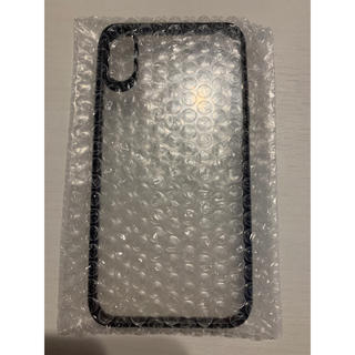 IphoneXR case ケース 透明ケース