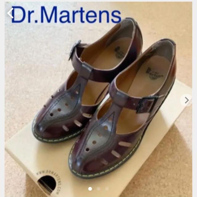 Dr.Martens(ドクターマーチン)のドクターマーチン パンプス uk4 レディースの靴/シューズ(ハイヒール/パンプス)の商品写真