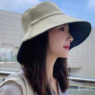 帽子 UVカット帽子 つば広 小顔効果 あご紐 風で飛ばない 紫外線カット