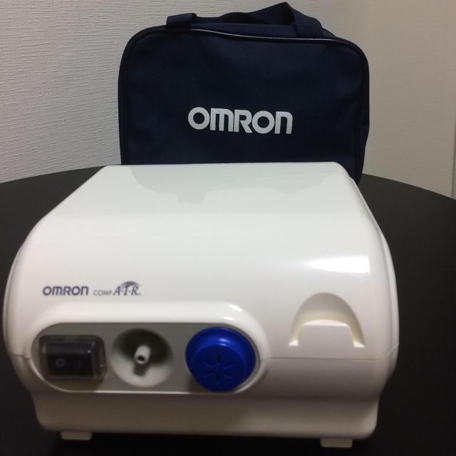 OMRON(オムロン)のオムロン  吸入器 ne-c28 OMRON キッズ/ベビー/マタニティの洗浄/衛生用品(その他)の商品写真