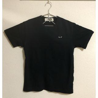 COMME des GARCONS - 【中古】PLAY COMME des GARCONS Tシャツ Mサイズ