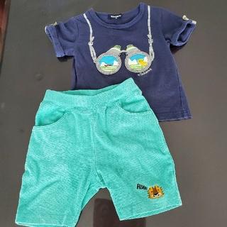 クレードスコープ(kladskap)のグレードスコープ Tシャツ パンツ セット 100cm(Tシャツ/カットソー)