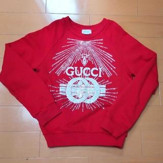 グッチ(Gucci)のGUCCI スウェット チルドレン 10サイズ 140  XS(Tシャツ/カットソー)
