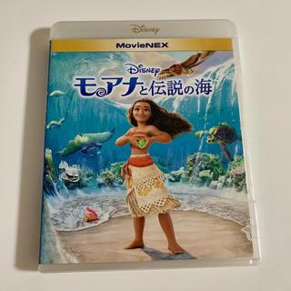 ディズニー(Disney)のモアナと伝説の海 MovieNEX Blu-ray+純正ケース(キッズ/ファミリー)