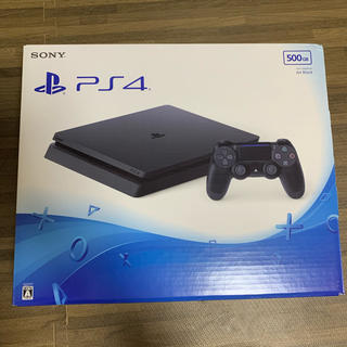 PlayStation4 - PlayStation4本体