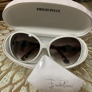 エミリオプッチ(EMILIO PUCCI)のEMILIO PUCCI 美品 サングラス エミリオプッチ(サングラス/メガネ)