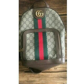 Gucci - GUCCI グッチ オフィディア リュック ミディアム