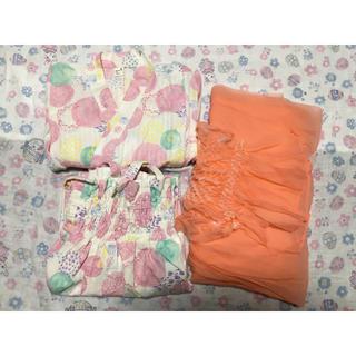 エフオーキッズ(F.O.KIDS)のアプレレクール 浴衣100(甚平/浴衣)