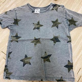 ZARA KIDS - ザラベビー ZARA Tシャツ 星柄 104 100