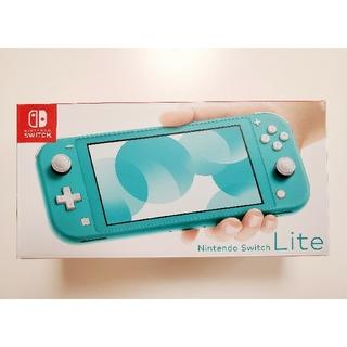 Nintendo Switch - ■ Nintendo Switch Lite ■ ターコイズ■