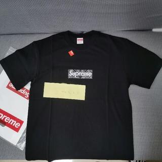 Supreme - Supreme 19FW Bandana Box Logo Tee