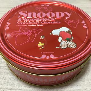 SNOOPY - スヌーピーの空き缶