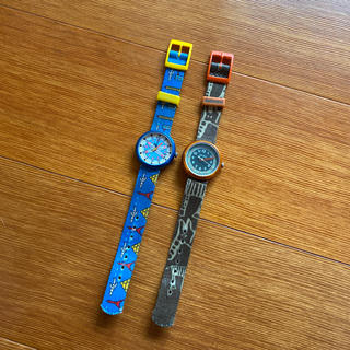 スウォッチ(swatch)のフリックフラック 腕時計 2個セット(腕時計)