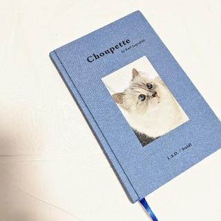 シャネル(CHANEL)のChoupette シュペット 写真集 猫 インテリア 洋書 ライフスタイル(洋書)