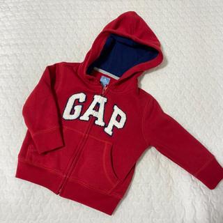 ベビーギャップ(babyGAP)の【未着用】babyGAP パーカー 18-24ヶ月(ジャケット/上着)