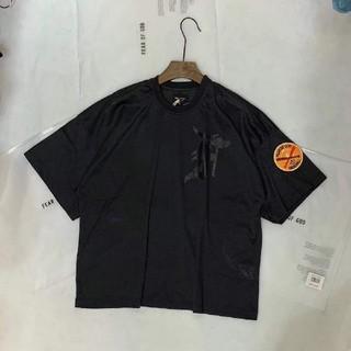 FEAR OF GOD - Fear of god FOG 半袖ディシャツ 黑 ブラック