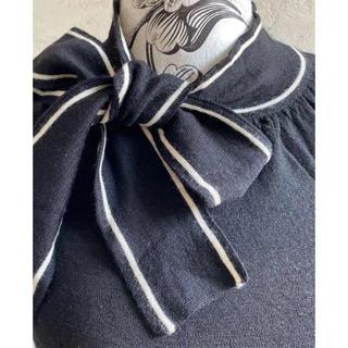 PROPORTION BODY DRESSING - ♡セール出品♡プロポーションボディドレッシングリボンボウタイニット