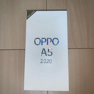 Rakuten - OPPO   A5 2020 simフリー ブルー 楽天