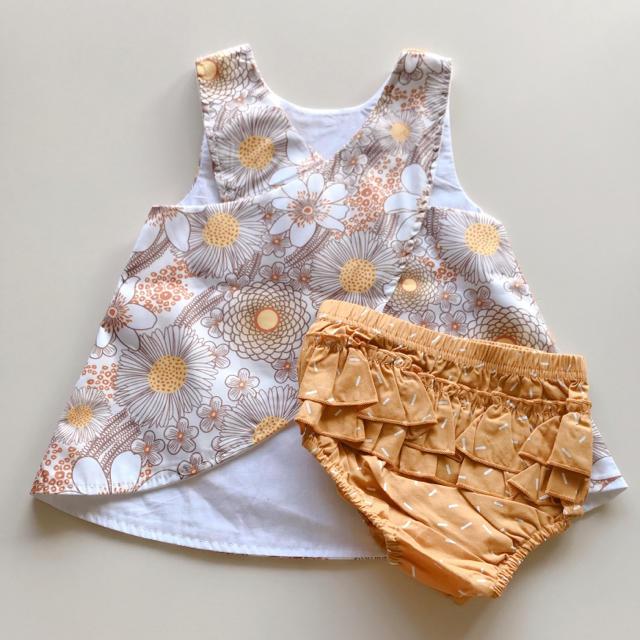 Caramel baby&child (キャラメルベビー&チャイルド)のフラワーセットアップ キッズ/ベビー/マタニティのキッズ服女の子用(90cm~)(その他)の商品写真