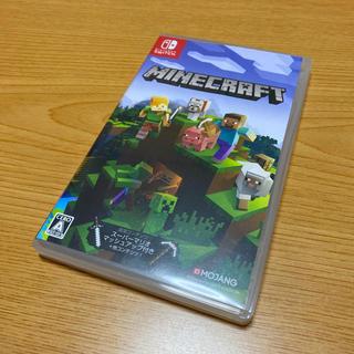 ニンテンドースイッチ(Nintendo Switch)のマイクラ マインクラフト(家庭用ゲームソフト)
