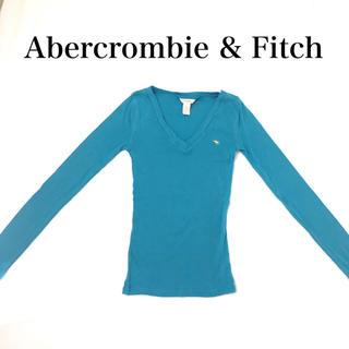 アバクロンビーアンドフィッチ(Abercrombie&Fitch)の未使用【アバクロンビー&フィッチ(A&F)】ロンT(Tシャツ/カットソー(七分/長袖))