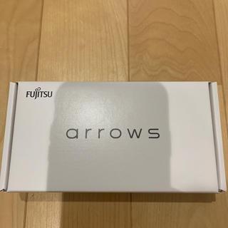 アローズ(arrows)の新品 arrows RX ブラック 楽天モバイル版 simフリー(スマートフォン本体)