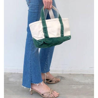 L'Appartement DEUXIEME CLASSE - アパルトモンL'Appartementエルエルビーンtote bagミニグリーン