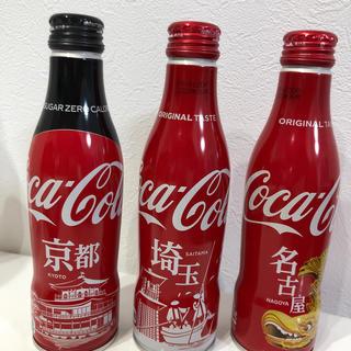 コカコーラ(コカ・コーラ)の限定コカコーラスリムボトル *******賞味期限を確認ください********(ソフトドリンク)