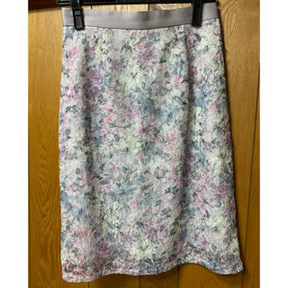 アプワイザーリッシェ(Apuweiser-riche)のタイトスカート(ひざ丈スカート)