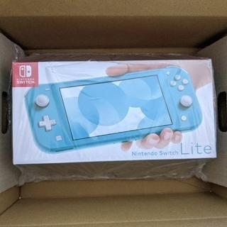 Nintendo Switch - 新品 Nintendo Switch Lite ターコイズ ニンテンドースイッチ