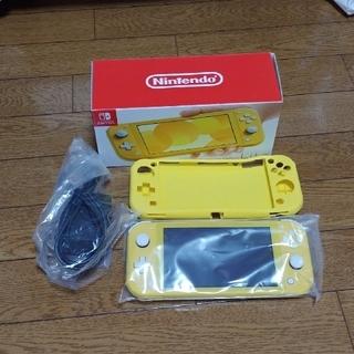 任天堂 - Nintendo SwitchLite イエロー