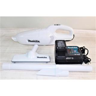 マキタ(Makita)のMAKITAマキタ充電式CL107FDSHW1.5Ahバッテリー・充電器付属(掃除機)