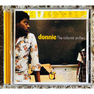 Donnie/Colored Section/CD(R&B/ソウル)