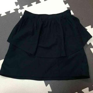 ローリーズファーム(LOWRYS FARM)のローリーズファーム ペプラム付きスカート(ミニスカート)