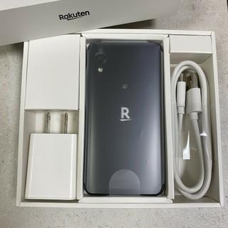 Rakuten - 新品未使用 Rakuten Mini 楽天ミニ ナイトブラック