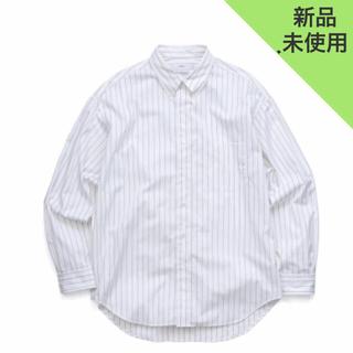 ワンエルディーケーセレクト(1LDK SELECT)のグラフペーパー Thomas Mason Oversized B.D Shirt(シャツ)