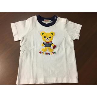 mikihouse - ミキハウス 半袖 Tシャツ 90㎝