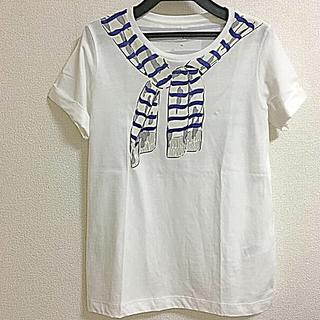 ケイトスペードニューヨーク(kate spade new york)のケイトスペード レディース プリントTシャツ(Tシャツ(半袖/袖なし))