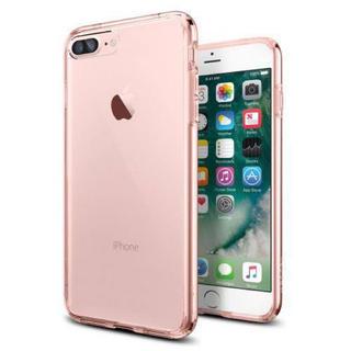 Apple - iPhone7plus Rose gold 128GB SIMフリー 美品