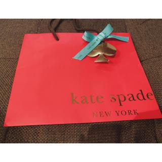 ケイトスペードニューヨーク(kate spade new york)のKate spade ケイトスペード ショッパー ショップ袋(ショップ袋)